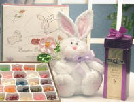 Chenille Easter Bunny